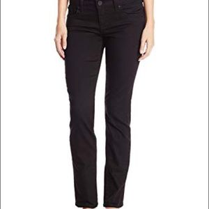 Kut From The Kloth black straight leg jeans